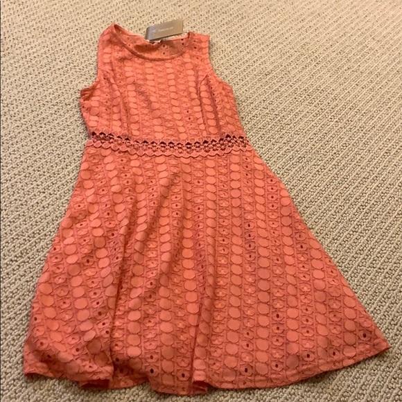 Francesca's Collections Dresses & Skirts - BRAND NEW Miami Orange Mini Dress